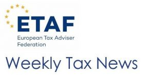 Noutati fiscale europene din